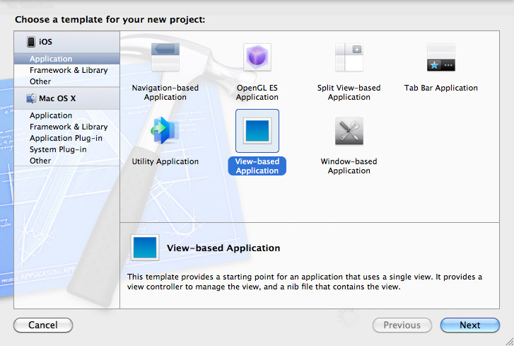 xcode_new_project